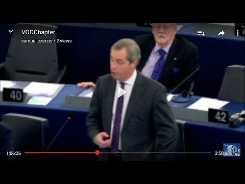 Nigel Farage; Trump is not a Threat to NATO