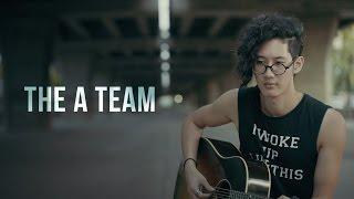 The A Team - Ed Sheeran | BILLbilly01 ft. Alyn Cover