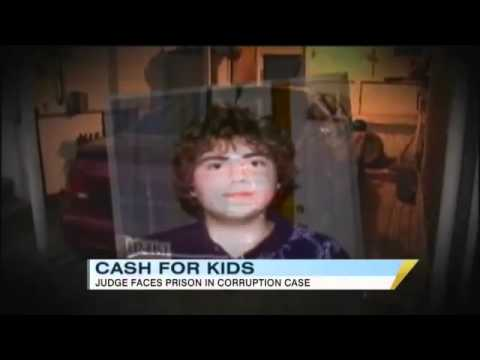 Judge Convicted In Cash For Kids Scandal.mp4