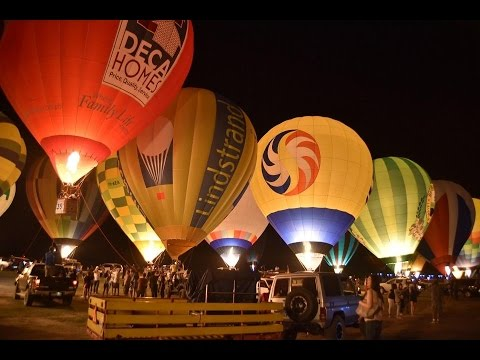 Your Pinoy tour guide at the Lubao International Balloon & Music Festival 2017