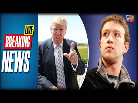 BOOM! Trump and RNC Going After Zuckerberg For What They Did to Conservatives ALL OVER America!