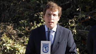 Almeida señala su compromiso con la sostenibilidad