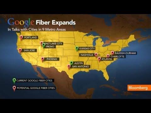 Google Fiber Reveals Google's Uphill Battle