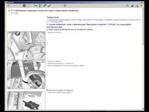 BMW F 800 S-GS-ST (2008) - Manual De Taller - Service Manual - Manuel F S Wiring Schematic on
