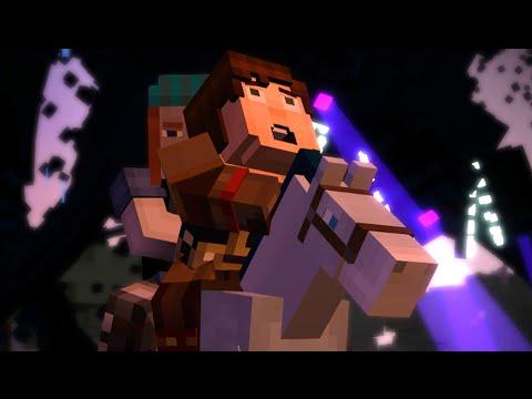 Minecraft Story Mode Episode 4 Part 1 - WE'VE GOT A PLAN!