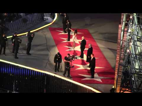 WWE Wrestlemania 29: Hall Of Fame Inductees Live