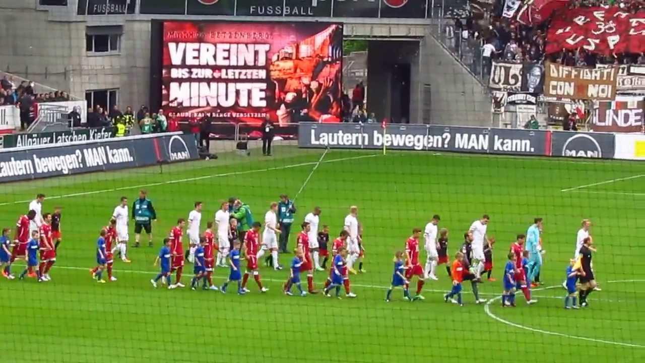 Kaiserslautern St Pauli