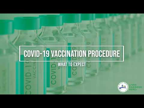 COVID-19 Vaccine Procedure: What to Expect