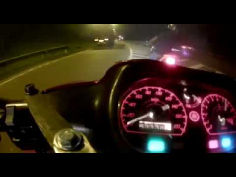 Yamaha 125ZR vs Yamaha RXZ Motorcycle Lumba Haram Drag Racing Malaysia Highway