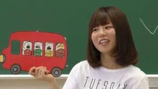 ペープサート「おべんとうバス」 帝京学園短期大学 保育パフォーマンス