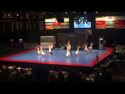 Showdance WM Riesa 2017 large produktion final ragazzi and friends