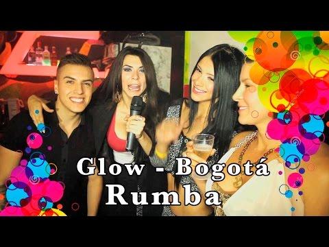 Rumba en Glow - Bogota
