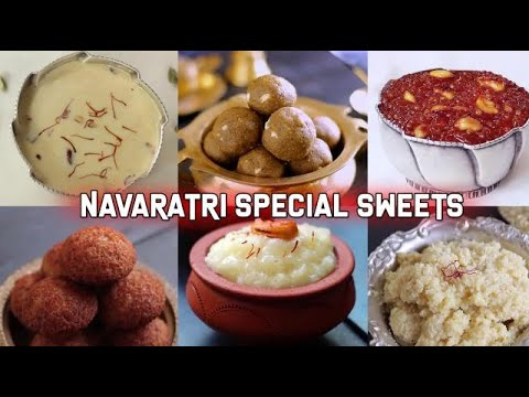 Navaratri Special Sweets   Festival Sweets   Sweet Recipes