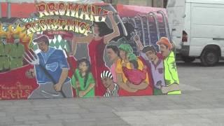 fête de l'insurrection gitane 2017  école, mineurs isolés  et enfants discriminés.es