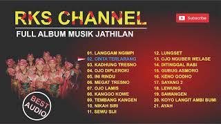 Gambar cover Full Album Musik Jathilan RKS CHANNEL