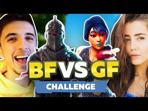 GIRLFRIEND PLAYS FORTNITE FOR FIRST TIME - FORTNITE BATTLE ROYALE GAMEPLAY