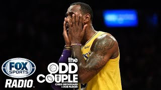 NBA - Should The Lakers Trade LeBron James?