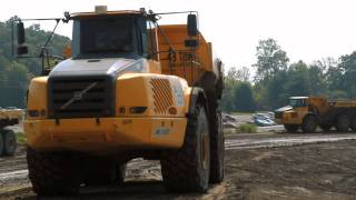 Volvo CE is helping Mother Nature to recover following a disastrous accident in Kingston, Tennessee