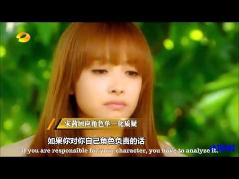 [Eng] 160109 f(x) Victoria Hunan TV  新闻当事人 People in News