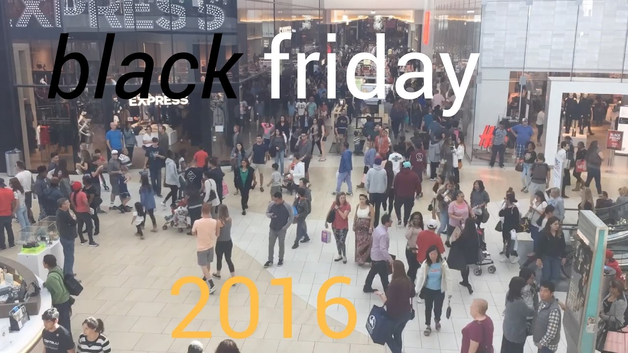 black friday 2016 crowded shoppers del amo mall youtube. Black Bedroom Furniture Sets. Home Design Ideas