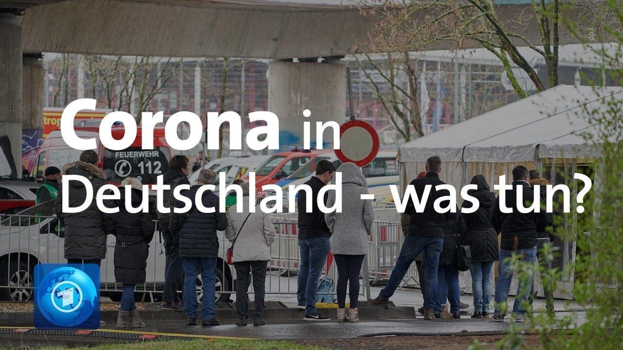 Corona in Deutschland – was tun?