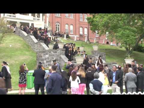 College of Mount Saint Vincent Commencement 2016