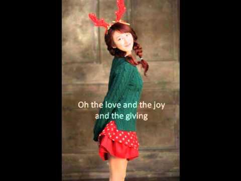 CSJH The Grace Dana&Sunday Amazing (SM Winter Album) [Eng Lyrics]