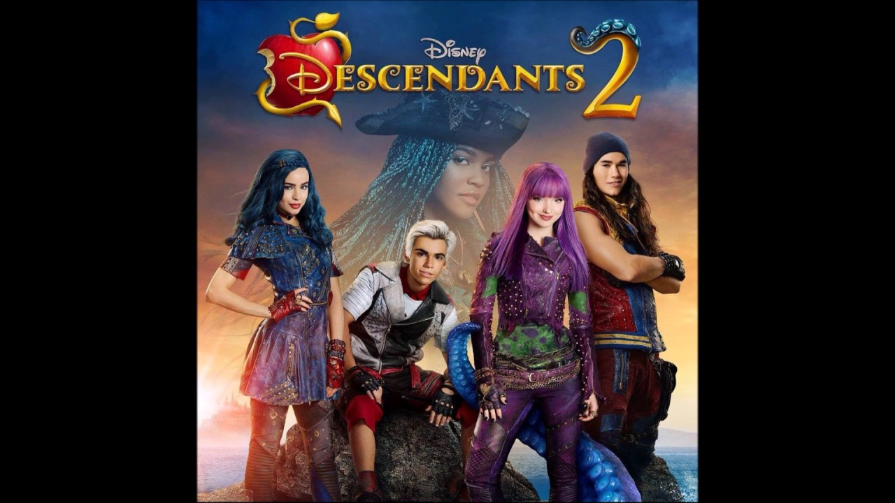 Kiss The Girl From Descendants  Audio Only