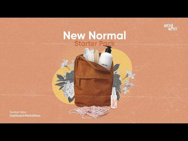 Starter Pack Buat Kamu Jalanin New Normal
