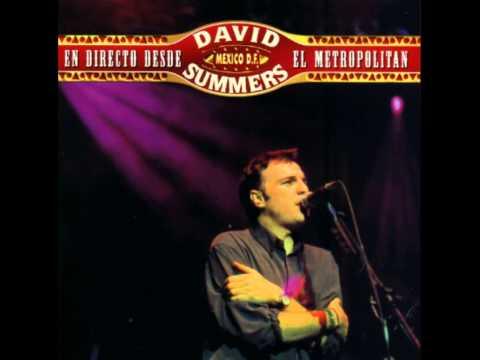 Si No Te Tengo A Ti - David Summers