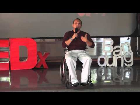 Break The Limit | Handry Santriago | TEDxBandung