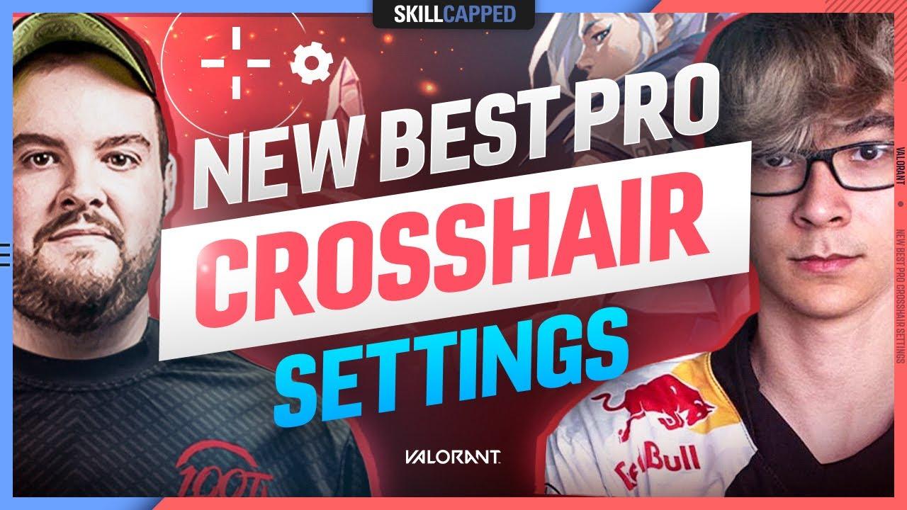 Download NEW BEST PRO CROSSHAIR SETTINGS - Valorant Settings Guide