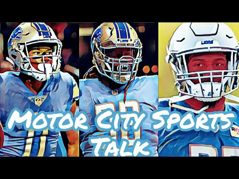 Detroit Lions Activate Damon Harrison | Injury Updates on Marvin Jones & Mike Daniels!!!