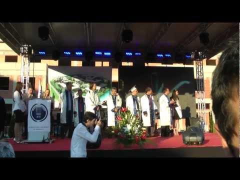 2012 Graduation Ceramony
