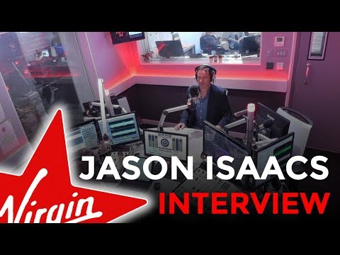 Jason Isaacs on The Death of Stalin and The OA