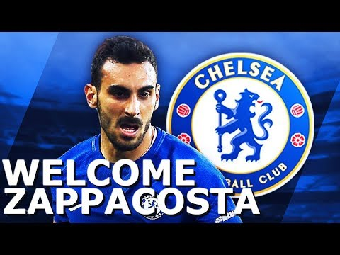 DAVIDE ZAPPACOSTA | Welcome To Chelsea FC | AMAZING Goals, Assists, Passes And Tackles!! 2017