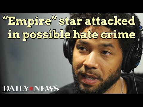 'Empire' star Jussie Smollett attacked in possible hate attack