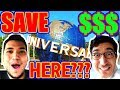 Universal Studios On The Cheap | Save Money in Orlando!