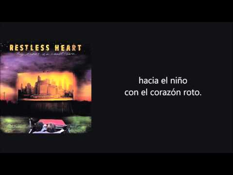 (Back to the) Heartbreak kid - Restless Heart (Subtitulada)