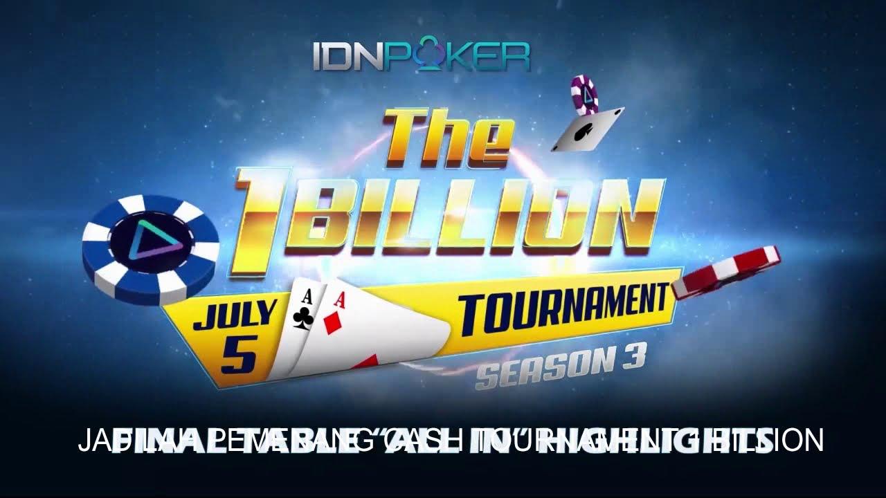 TURNAMEN 1 BILLION IDNPLAY