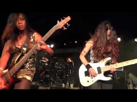 Pantera - Revolution Is My Name - performed by Cowgirls from Hell mp3
