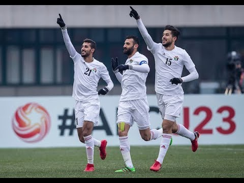 Malaysia 1-1 Jordan (AFC U23 Championship 2018: Group Stage)