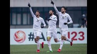 Video Gol Pertandingan Yordania U-23 vs Arab Saudi U-23