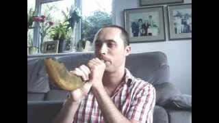 One of Alistair Cohen's most viewed videos: Shofar blowing 101