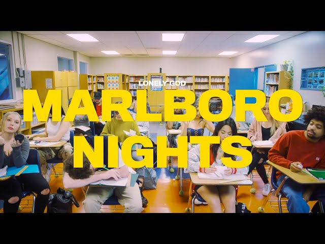 Lonely God - Marlboro Nights (Official Music Video)