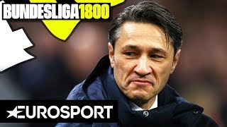 Kovacs Psycho-Spiel mit Klopp | Bundesliga 1800 | Eurosport