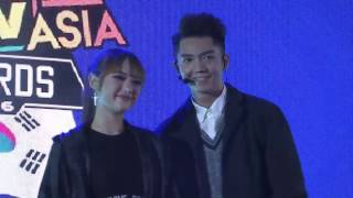Jannine Weigel & Hao Ren 朱浩仁 26/11/2016 We Don't Talk Anymore 在韩国 (Korea) WebTVAsia 2016 Mp3