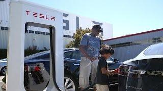 Tesla Türkiye'de Yerli Bir Şirketle Anlaştı Türkiye'de Araç Şarj İstasyonlarını Kuracak