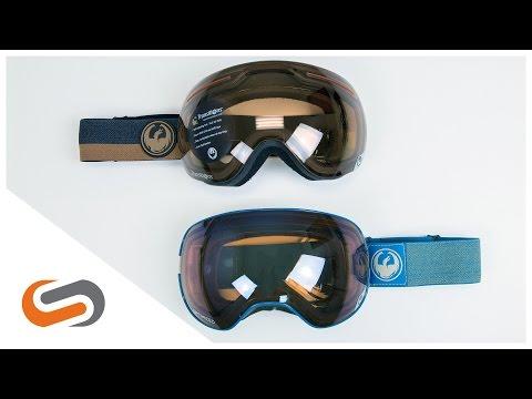 Dragon X1 vs. X2 Goggles | SportRx