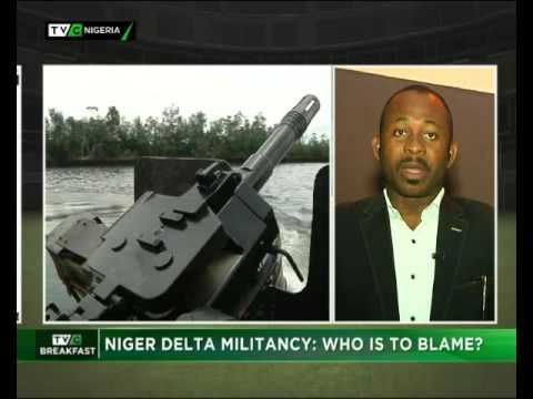 NIGER DELTA MILITANCY: WHO IS TO BLAME